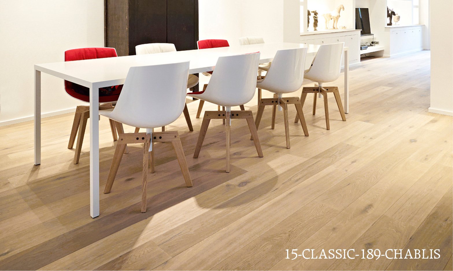 Oak Floors, Basic Element Of Scandinavian Design